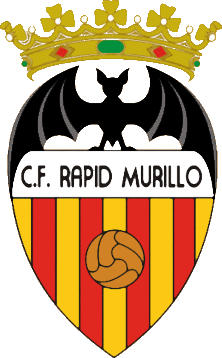 Logo of C.F. RAPID MURILLO (LA RIOJA)