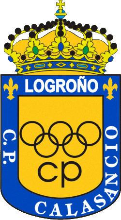 标志calasanzian体育俱乐部 (拉里奥哈)