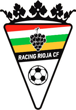 Logo of RACING RIOJA C.F. (LA RIOJA)