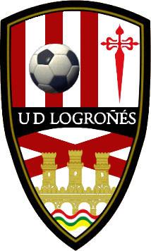 Logo of U.D. LOGROÑES (LA RIOJA)