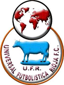 Logo of U.F. RIOJA F.C. (LA RIOJA)