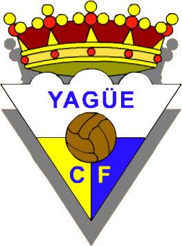 Logo of YAGÜE C.F. (LA RIOJA)