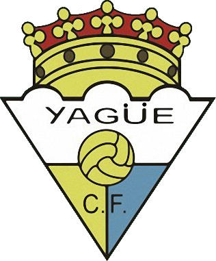 Logo of YAGUE C.F. (LA RIOJA)