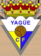Logo of YAGÜE C.F.