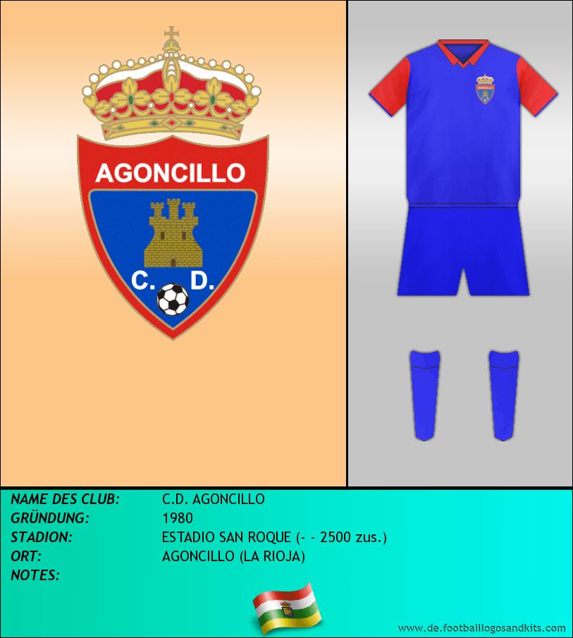 Logo C.D. AGONCILLO