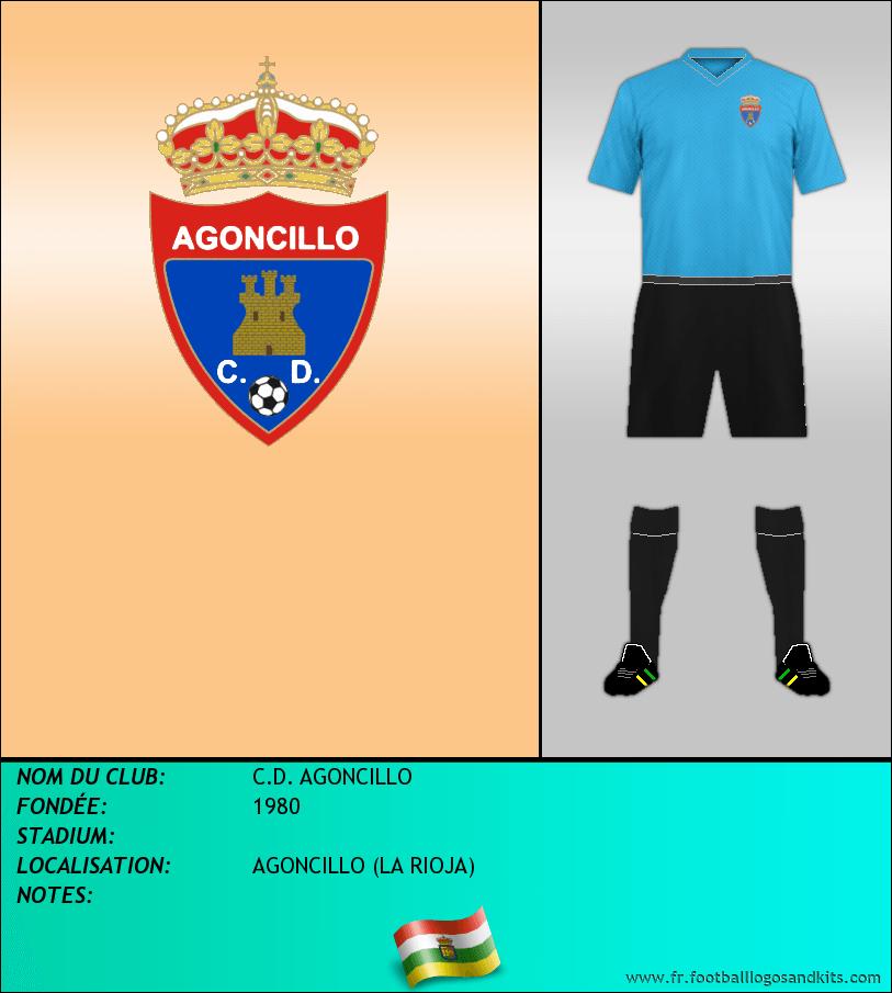 Logo de C.D. AGONCILLO