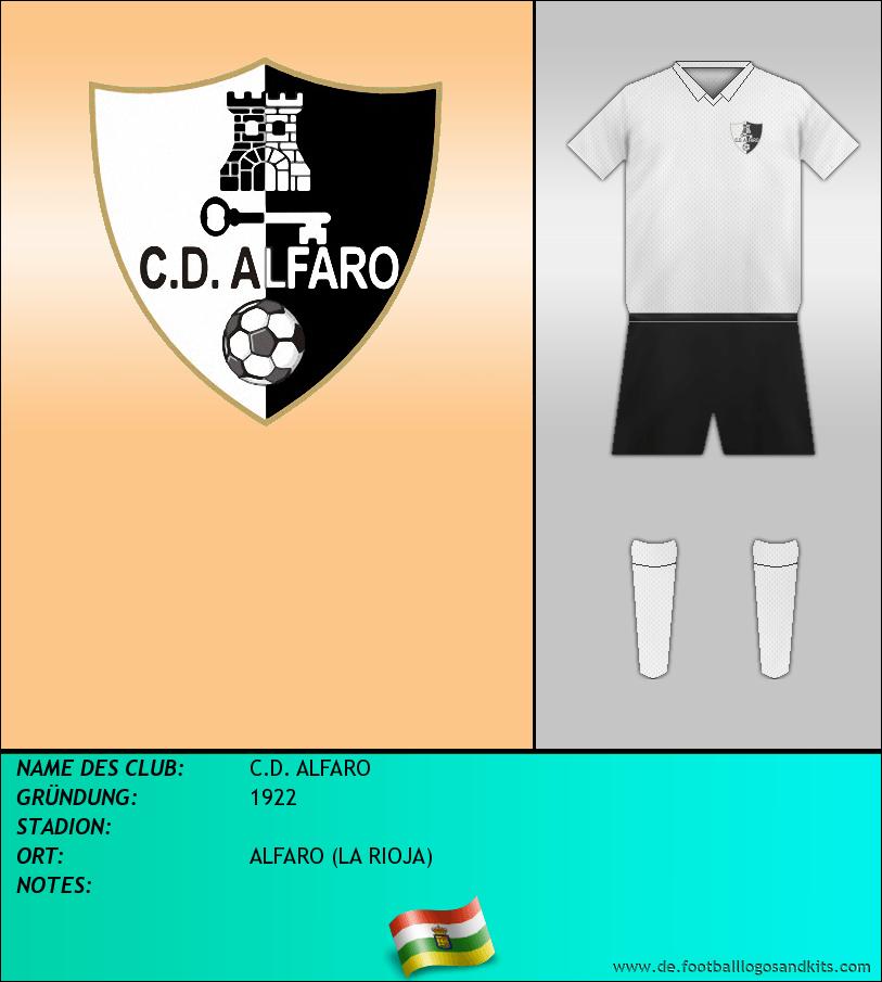 Logo C.D. ALFARO