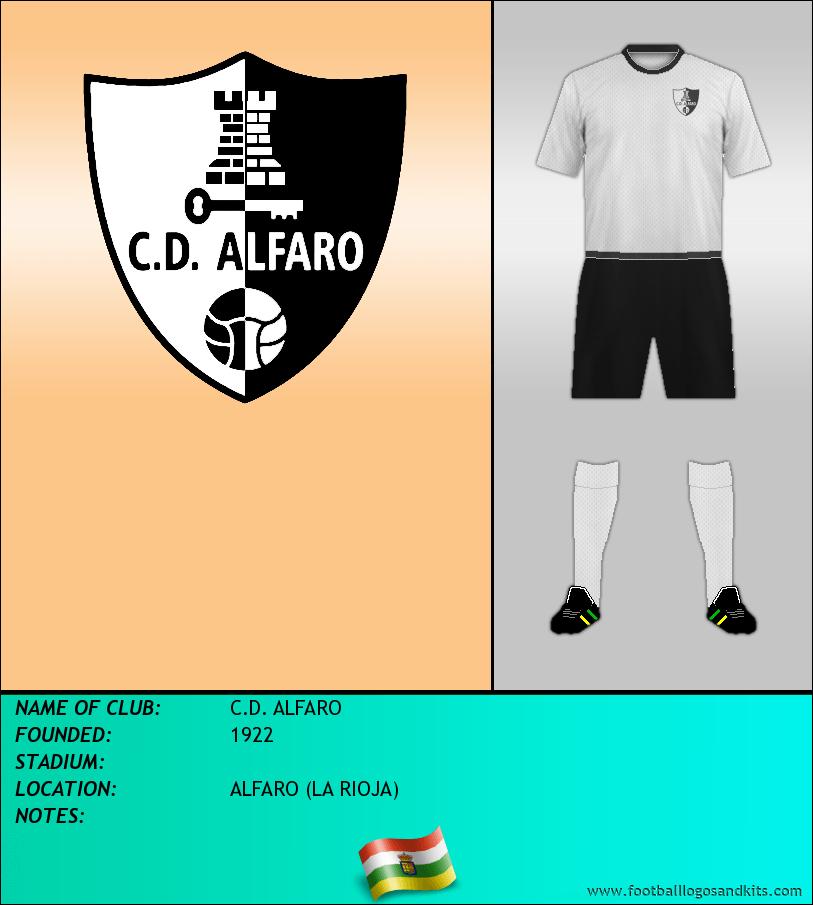 Logo of C.D. ALFARO