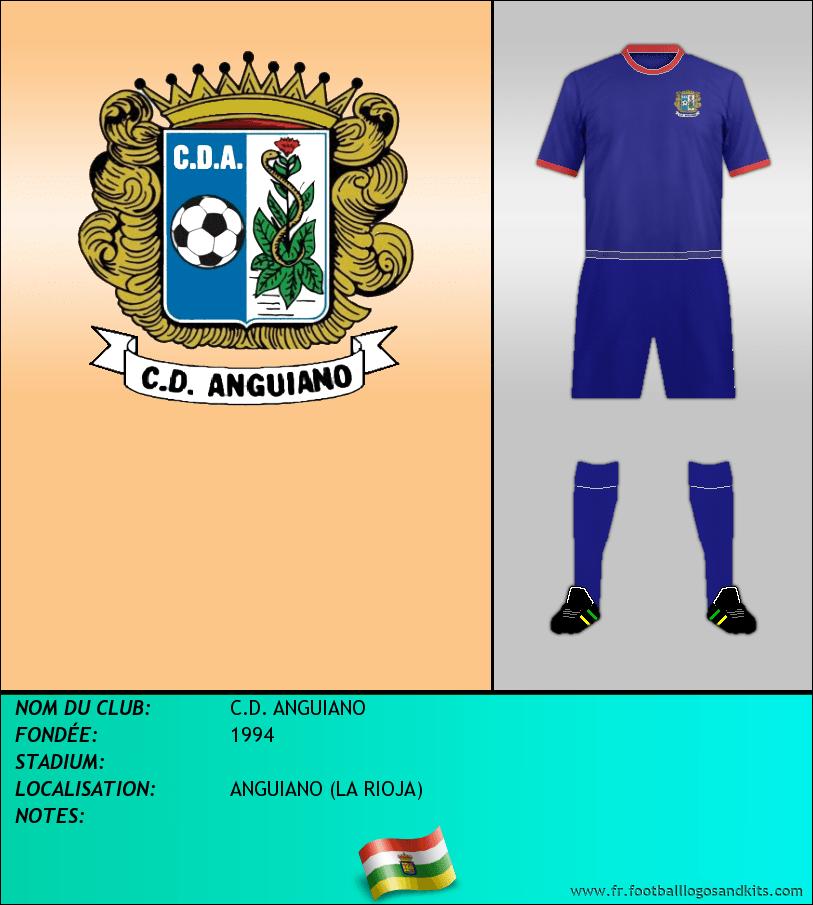 Logo de C.D. ANGUIANO