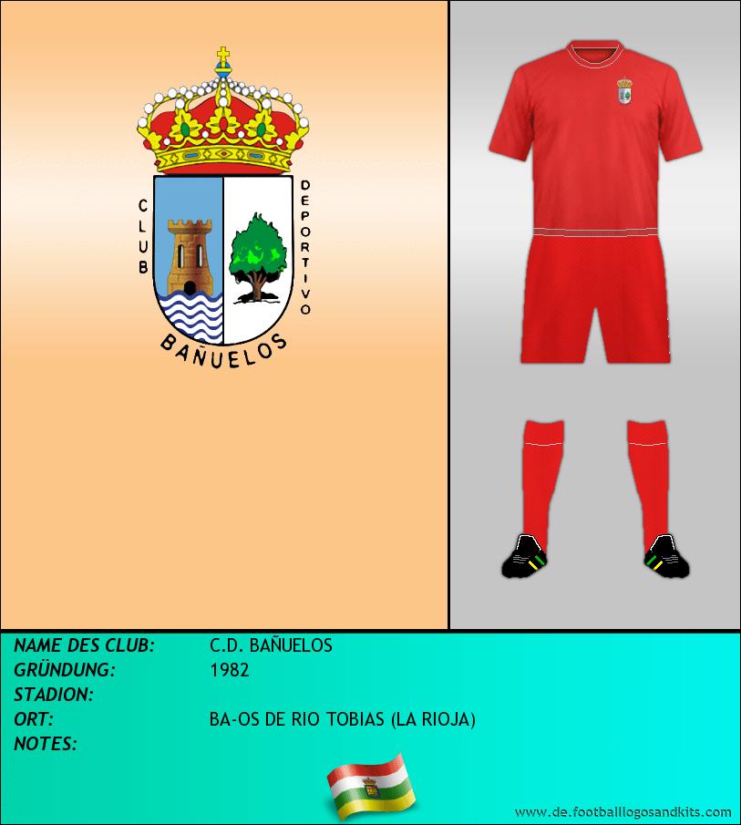 Logo C.D. BAÑUELOS