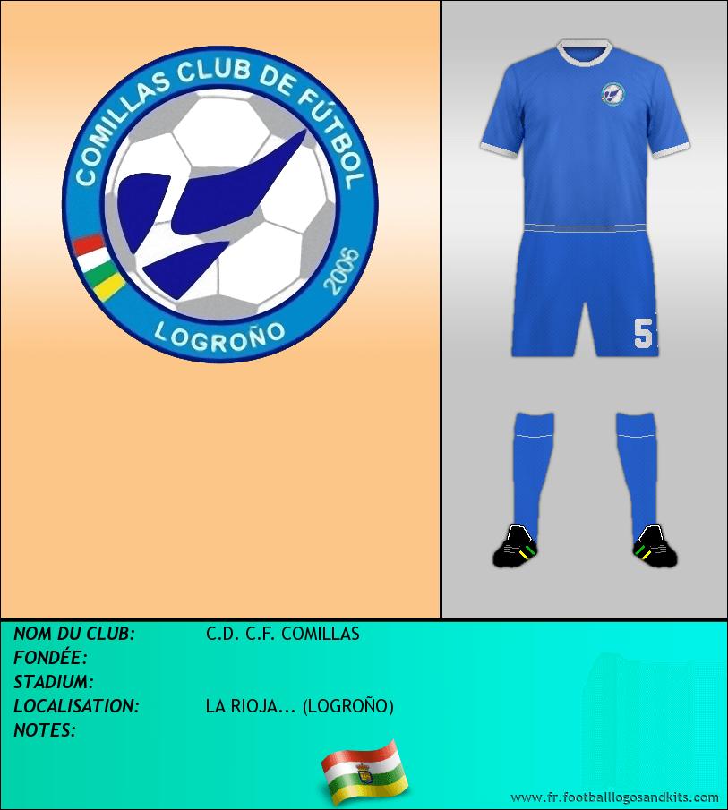 Logo de C.D. C.F. COMILLAS