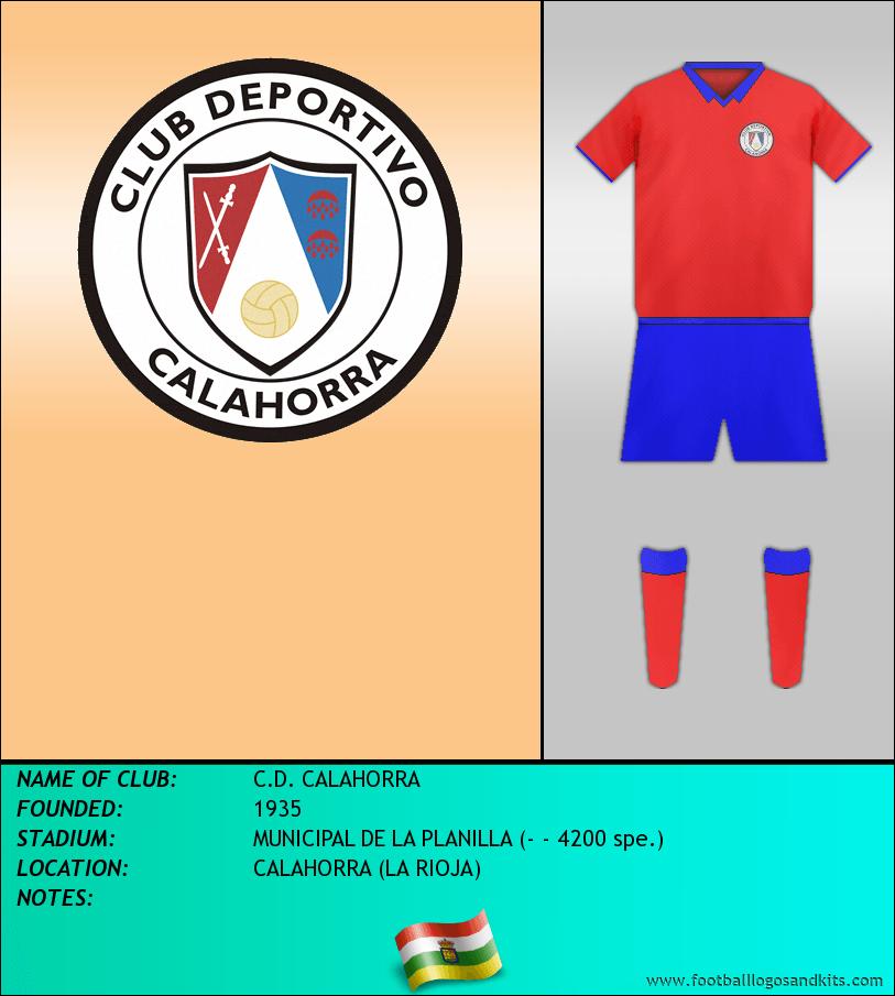 Logo of C.D. CALAHORRA