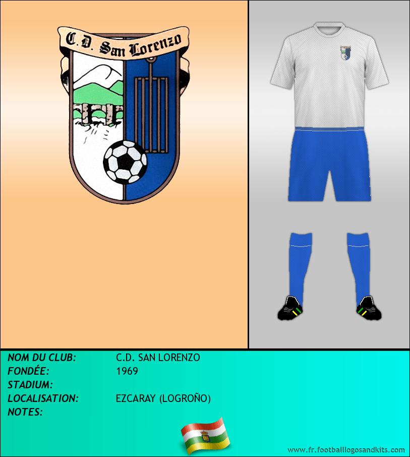 Logo de C.D. SAN LORENZO