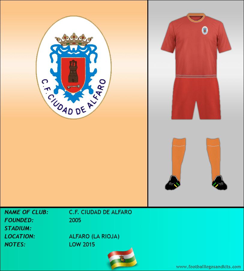 Logo of C.F. CIUDAD DE ALFARO