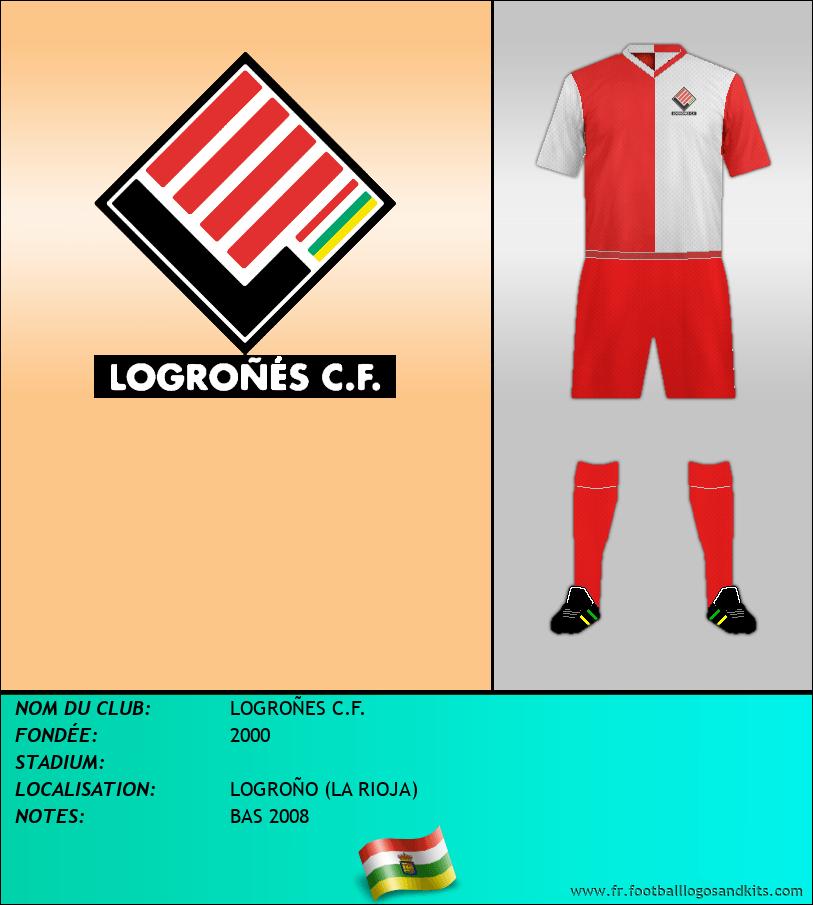 Logo de LOGROÑES C.F.