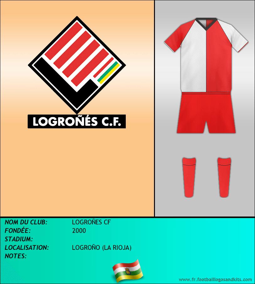 Logo de LOGROÑES CF