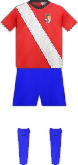 套件托雷洪体育协会足球俱乐部