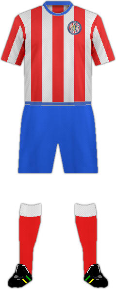 Kit ATLÉTICO CLUB DE SOCIOS