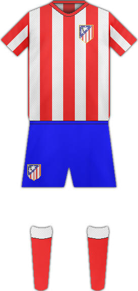 Kit C. ATLETICO DE MADRID