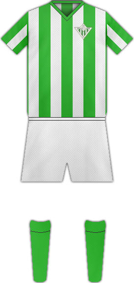 Maglie C.D. BETIS S. ISIDRO