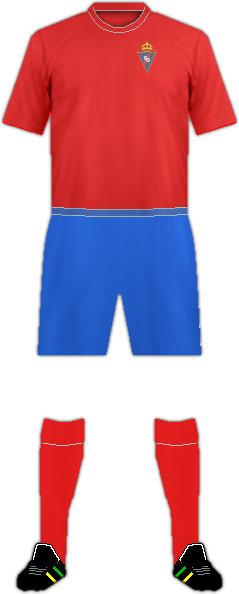 Kit SPORTING GETAFE F.C.