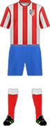 Kit C. ATLÉTICO DE MADRID