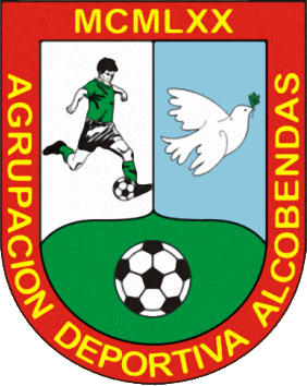 Logo of A.D. ALCOBENDAS (MADRID)