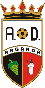 Logo of A.D. ARGANDA (MADRID)