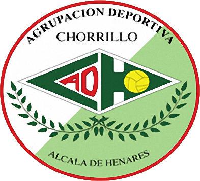 Logo of A.D. CHORRILLO (MADRID)