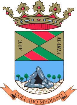 Logo of A.D. COLLADO MEDIANO (MADRID)