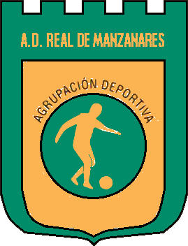 Logo of A.D. EL REAL DE MANZANARES (MADRID)