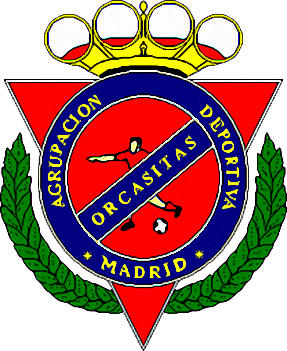 Logo of A.D. ORCASITAS (MADRID)