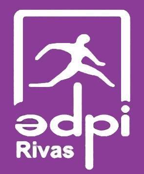 Logo of A.D. PABLO IGLESIAS RIVAS (MADRID)