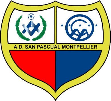 Logo of A.D. SAN PASCUAL MONTPELLIER (MADRID)