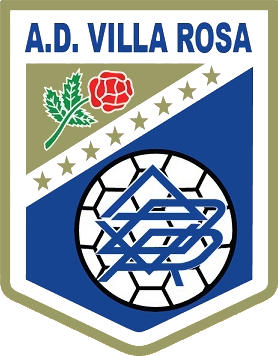 Logo of A.D. VILLA ROSA (MADRID)