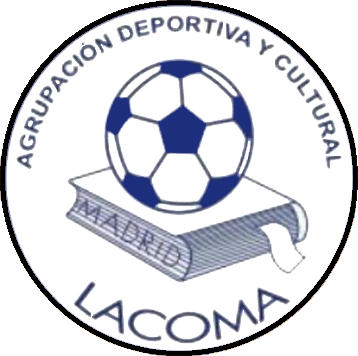 Logo of A.D.C.  LACOMA (MADRID)