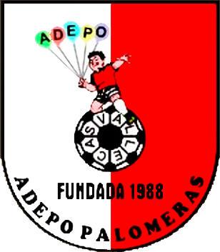 Logo of A.D.E.P.  PALOMERAS (MADRID)