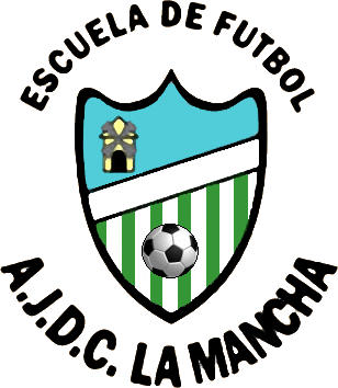 Logo of A.J.D.C.  LA MANCHA (MADRID)