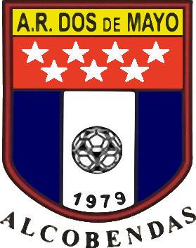 Logo of A.R.  DOS DE MAYO (MADRID)