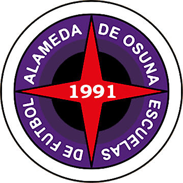 Logo of ALAMEDA DE OSUNA E.F. (MADRID)