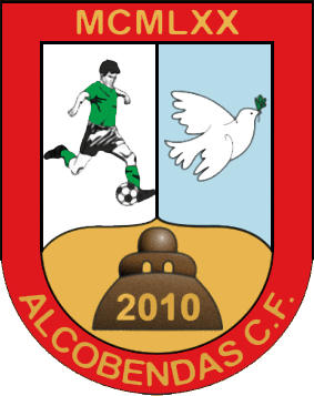 Logo of ALCOBENDAS C.F. (MADRID)