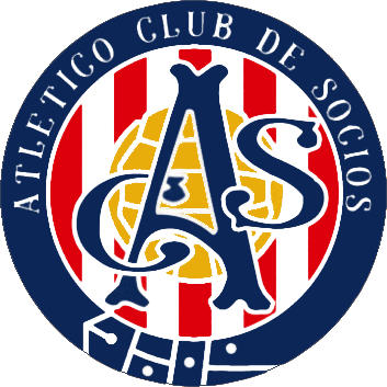 Logo of ATLÉTICO CLUB DE SOCIOS (MADRID)