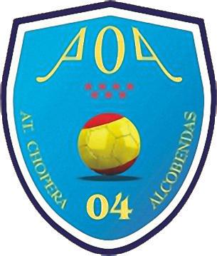 Logo of ATLETICO CHOPERA ALCOBENDAS 04 (MADRID)