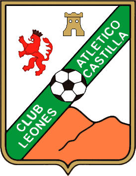 Logo of C. ATLÉTICO LEONES DE CASTILLA (MADRID)
