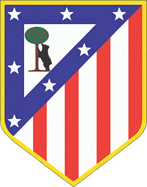 Logo of C. ATLETICO DE MADRID (MADRID)
