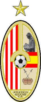 Logo of C.D.  ATLÉTICO ALUCHE CF (MADRID)