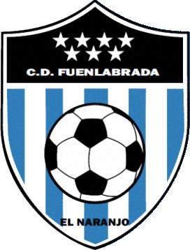 Logo of C.D.  FUENLABRADA EL NARANJO (MADRID)