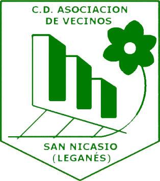 Logo de C.D. A.V. SAN NICASIO (MADRID)