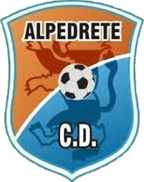 Logo of C.D. ALPEDRETE (MADRID)