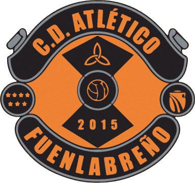 Logo of C.D. ATLÉTICO FUENLABREÑO (MADRID)